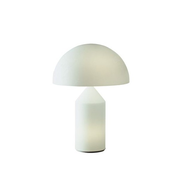 Oluce Atollo 236 Opal Glass Table Lamp