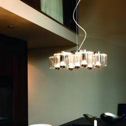 Oluce Fiore 423 Hanging Lamp