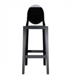 Kartell One More Stool Glossy White