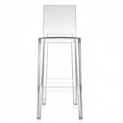 Kartell One More Please Stool Crystal