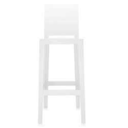Kartell One More Please Stool Glossy White