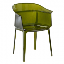 Kartell Papyrus Chair Green