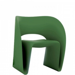 Magis Raviolo Chair Dark Green