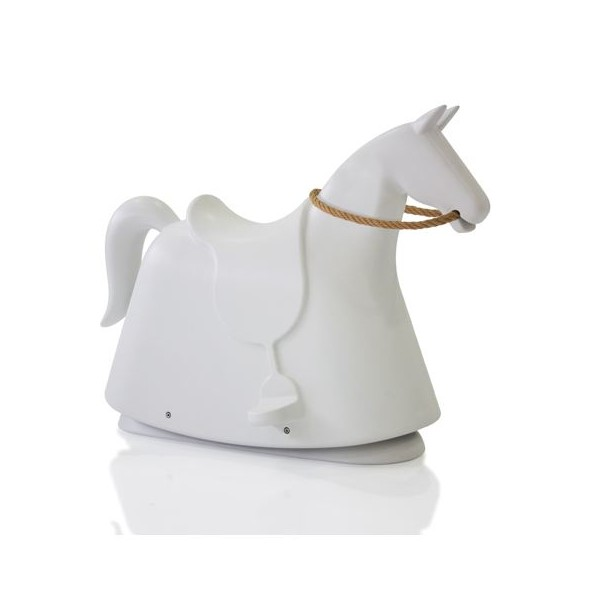 Magis Rocky Rocking Horse White 1736 C