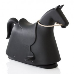Magis Rocky Rocking Horse Black 1768 C