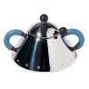 Alessi Michael Graves Sugar Bowl Blue