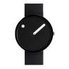 Rosendahl Picto Watch Black