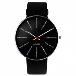 Arne Jacobsen Bankers Watch Black
