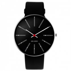 Arne Jacobsen Bankers Watch Black