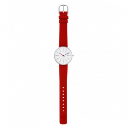 Rosendahl Bankers Watch Red  Strap