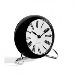Rosendahl Table Clock Roman Black