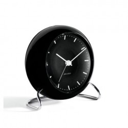 Rosendahl Table Clock City Hall Black