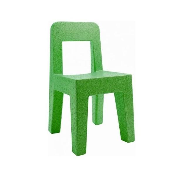 Magis Seggiolina pop Chair Green