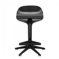 Kartell Spoon Stool Black