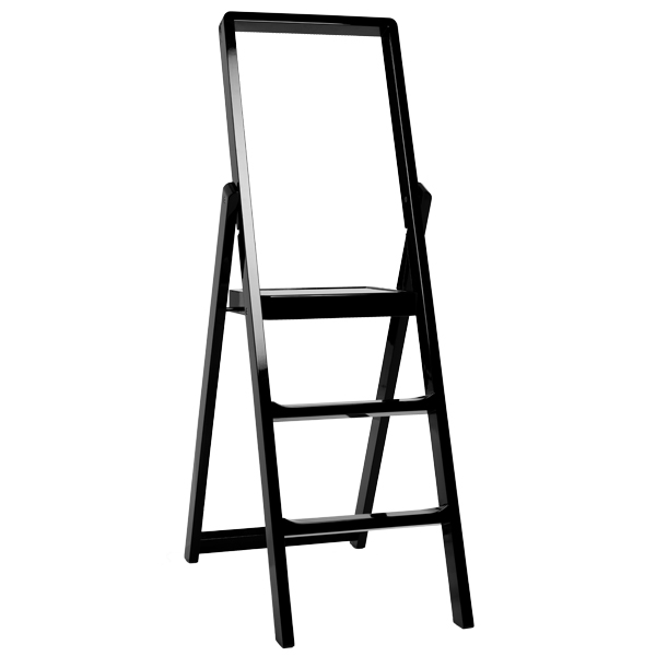 Design House Stockholm Step Stepladder Black