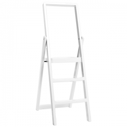 Design House Stockholm Step Stepladder White