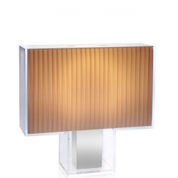 Kartell Tati Table Lamp Pleated
