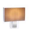 Kartell Tati Table Lamp Pleated