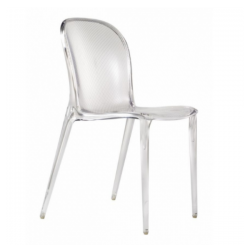 Kartell Thalya Chair Transparent