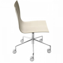 Lapalma Thin Swivel on Wheels Chair