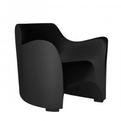Driade Tokyo Pop Armchair Black anthracite