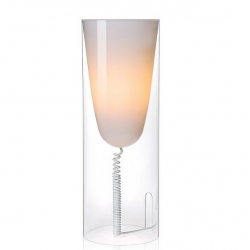 Kartell Toobe Table Lamp Clear