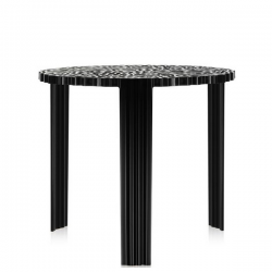 Kartell T Table Black
