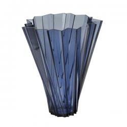 Kartell Shanghai Vase Blue