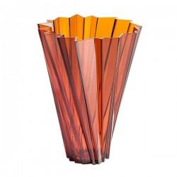 Kartell Shanghai Vase Amber