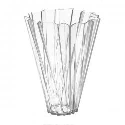Kartell Shanghai Vase Crystal