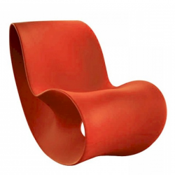 Magis Voido Rocking Chair Orange (1110 C)