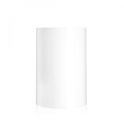 Kartell Waste Basket White