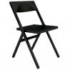 Alessi Piana Chair Black