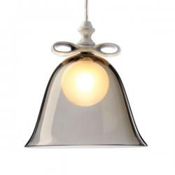 Moooi Bell Hanging Lamp Smoke
