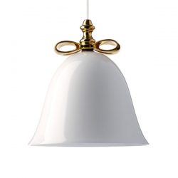 Moooi Bell Hanging Lamp White