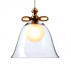 Moooi Bell Hanging Lamp Transparent