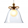 Moooi Bell Hanging Lamp Transparent