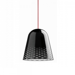 Rotaliana Capri Pendant Lamp Black