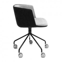 Lapalma Cut Swivel Chair with Wheels