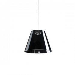 Rotaliana Dina Hanging Lamp black