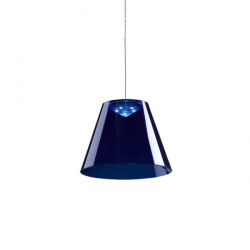 Rotaliana Dina Hanging Lamp blue