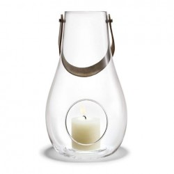Holmegaard Design With Light Lantern Clear