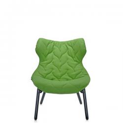 BKartell Foliage Chair lack - Green Cloth