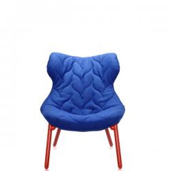RKartell Foliage Chair ed - Blue Cloth