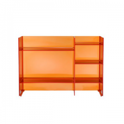 Kartell Sound Rack Orange