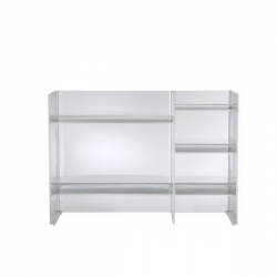 Kartell Sound Rack Clear