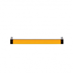 Kartell Rail Towel Rack Amber