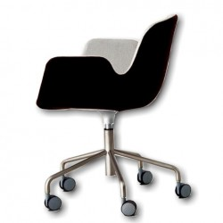Lapalma Pass Swivel Chair with wheels