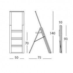 Magis Flo Ladder