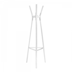 Magis Steelwood Coat Stand Beech White